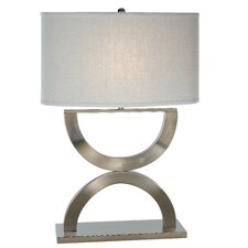 "Echo 28"" H Table Lamp"