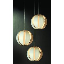 Pique 3 Light Trio Pendant