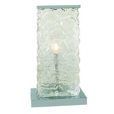 "Oahu Stalagmos 16"" H Table Lamp with Rectangle Shade"
