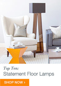 Statement Floor Lamps
