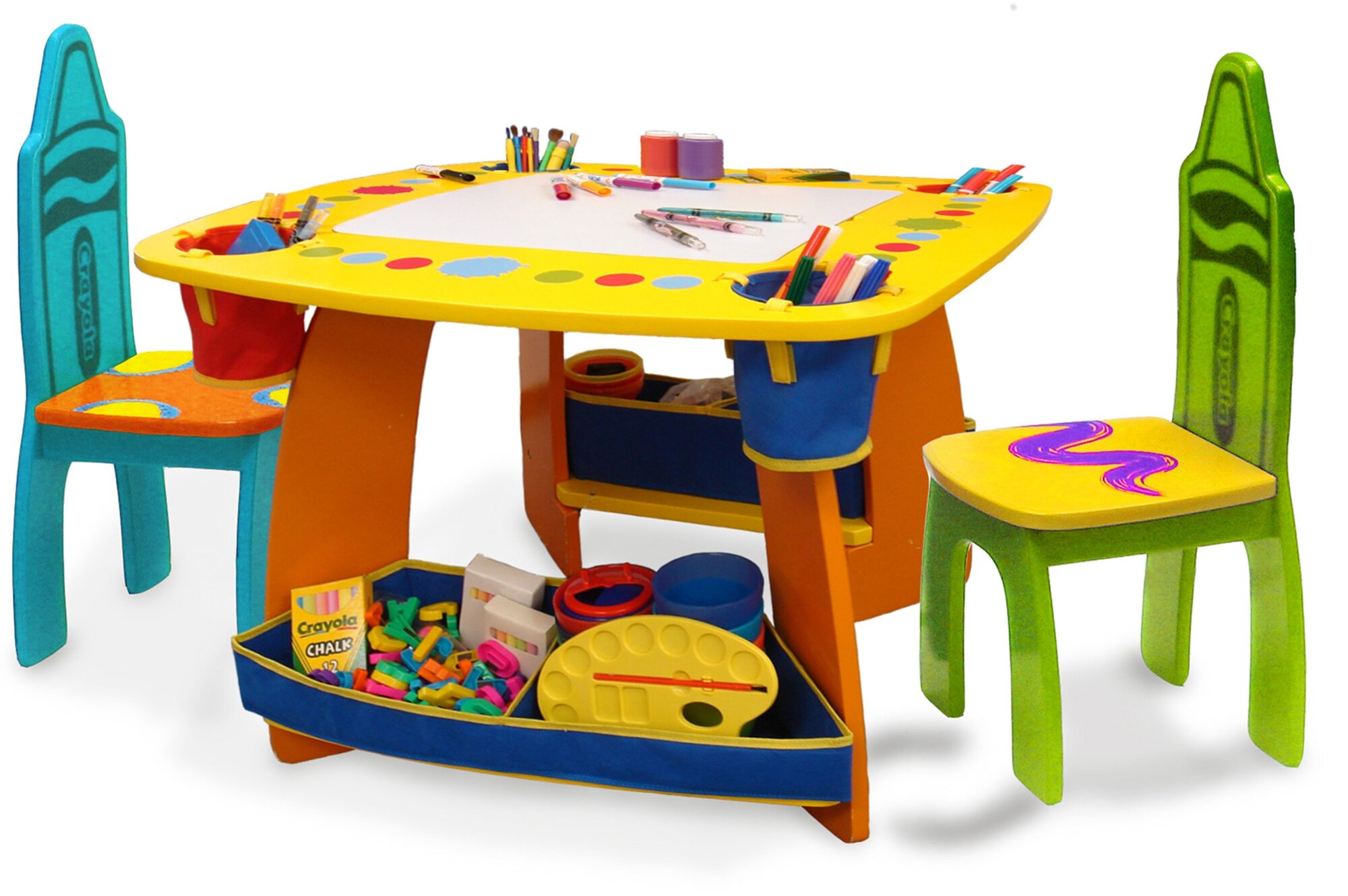 Toddler Art Desk With Storage Webnuggetz Com