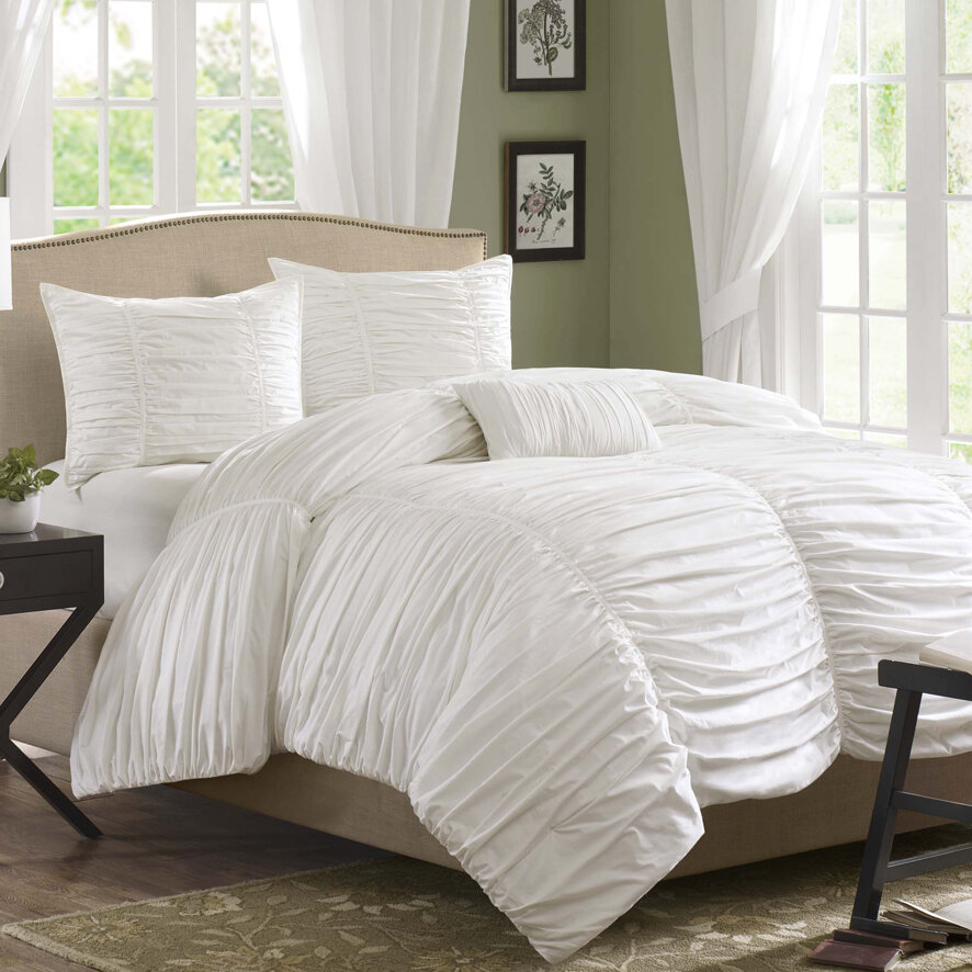 Bed Bath And Beyond White forter