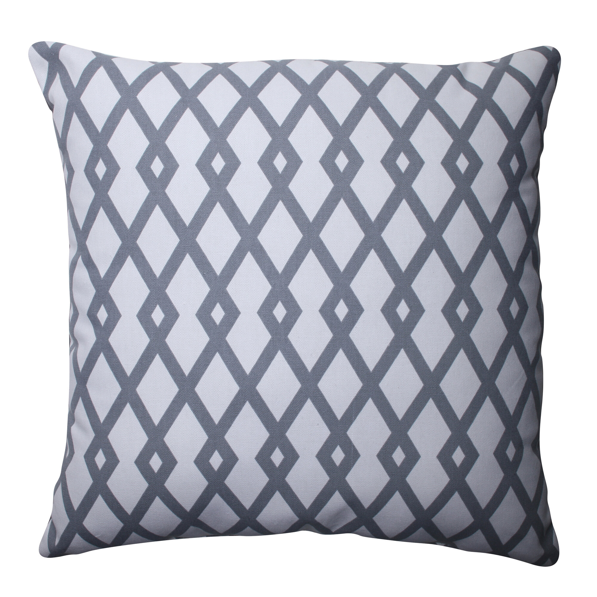 Graphic Throw Pillow