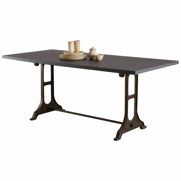 Find Furniture Like Restoration Hardware : CG Sparks Gwalior Dining Table from www.squidoo.com size 700 x 700 jpeg 25kB