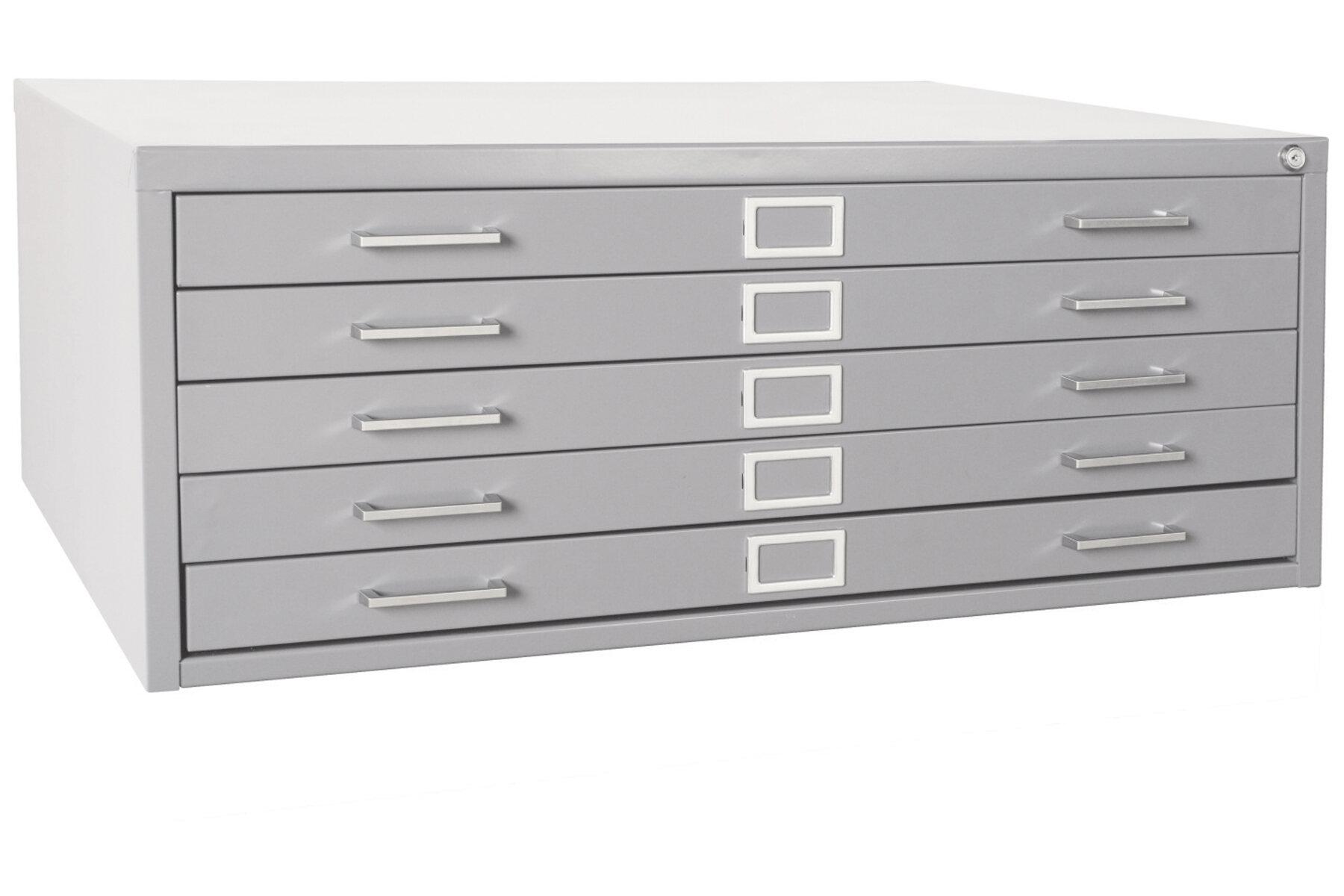 Flat File cabinet Sandusky products