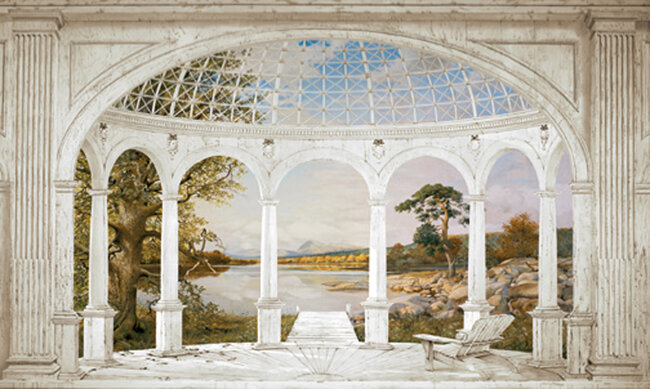 Elegant Komar Stone Wall Mural Wall Murals For Every Room Bed Bath And More