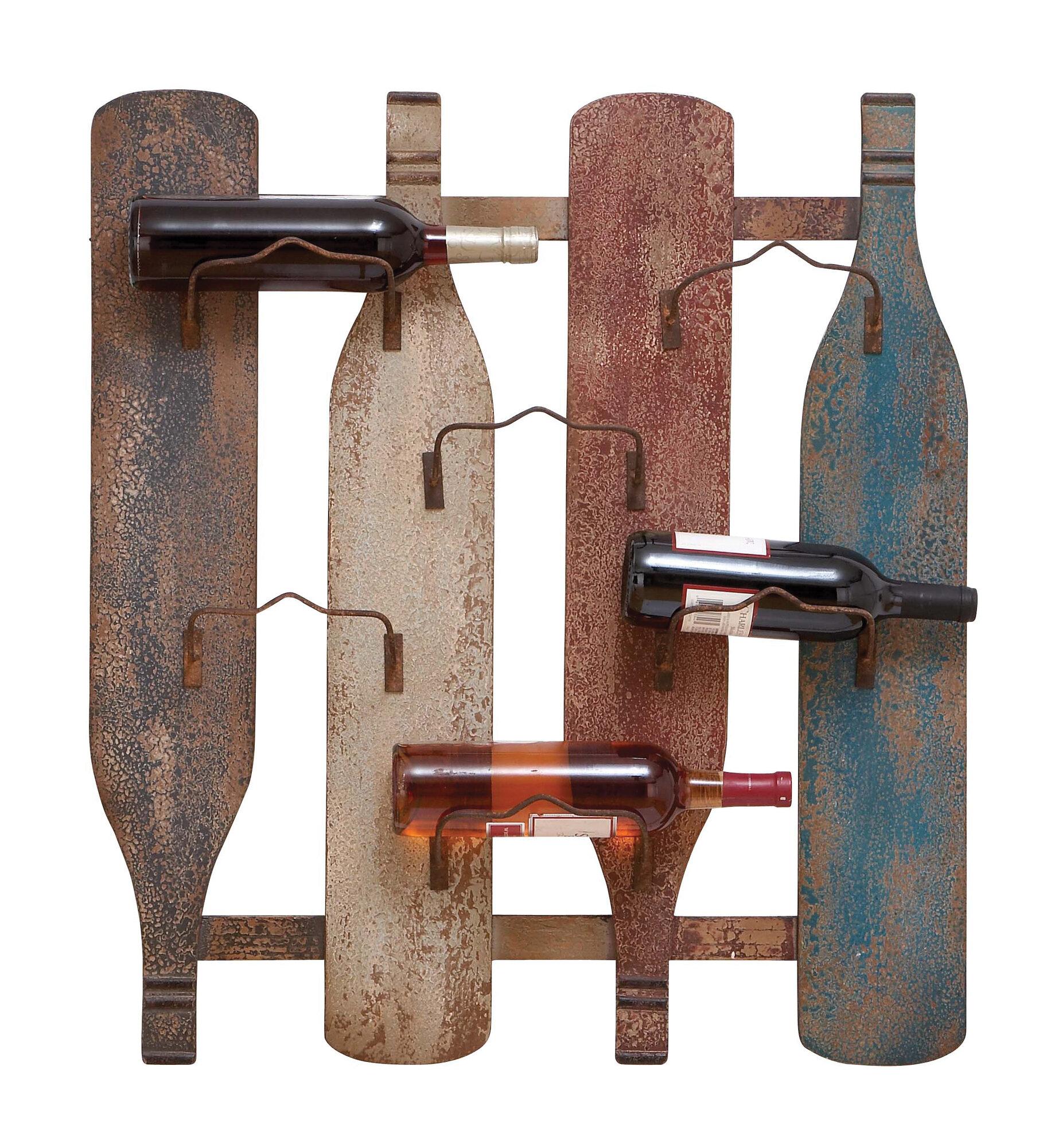 Decorative Wine Racks For Wall