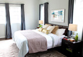 Gorgeous Bedroom on a Budget