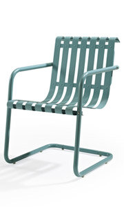 spring arm chair