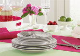 Table Setting Ideas for Mother's Day Brunch