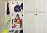How to Organize Your Coat Closet