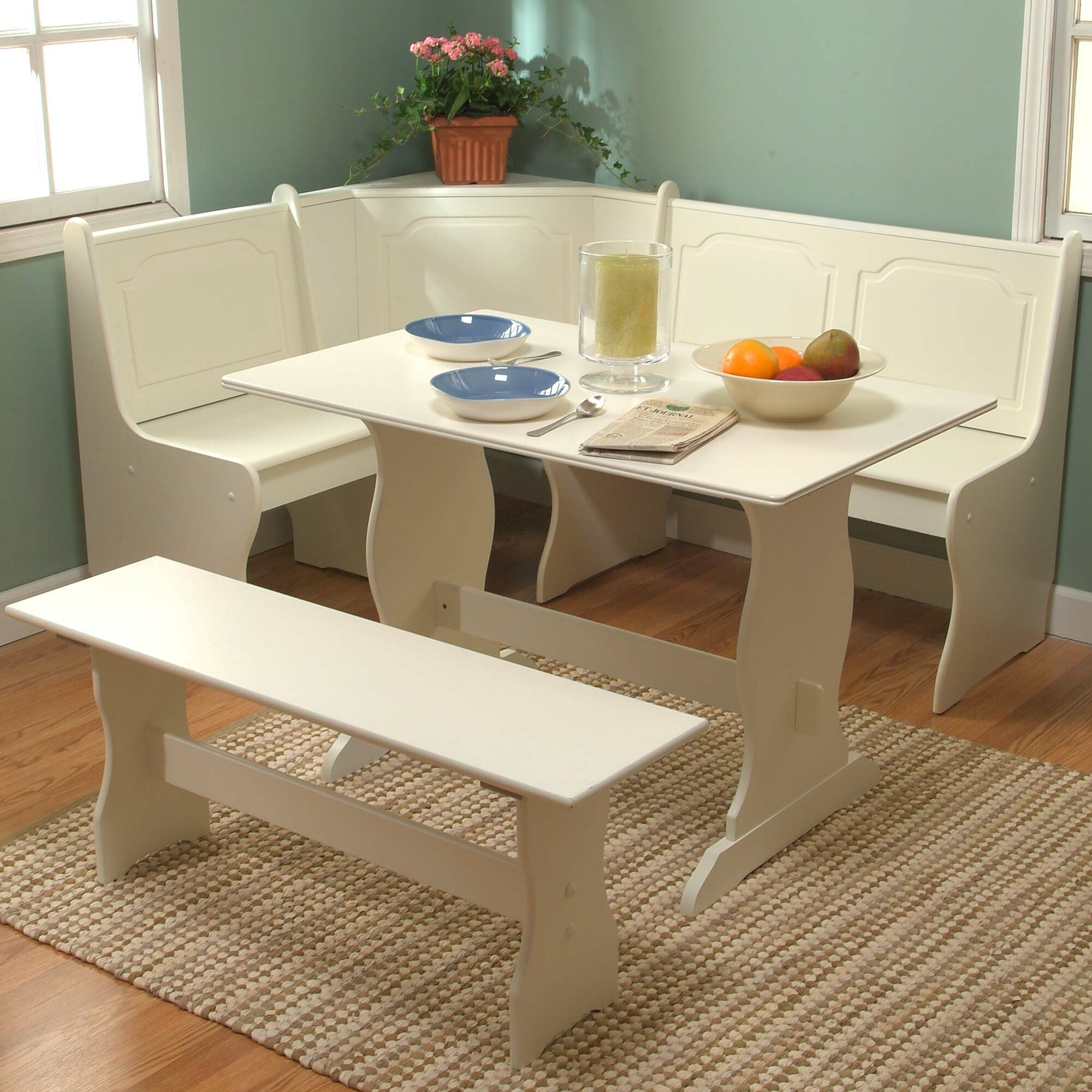 Poor Credit TMS Nook 3 Piece Dining Set