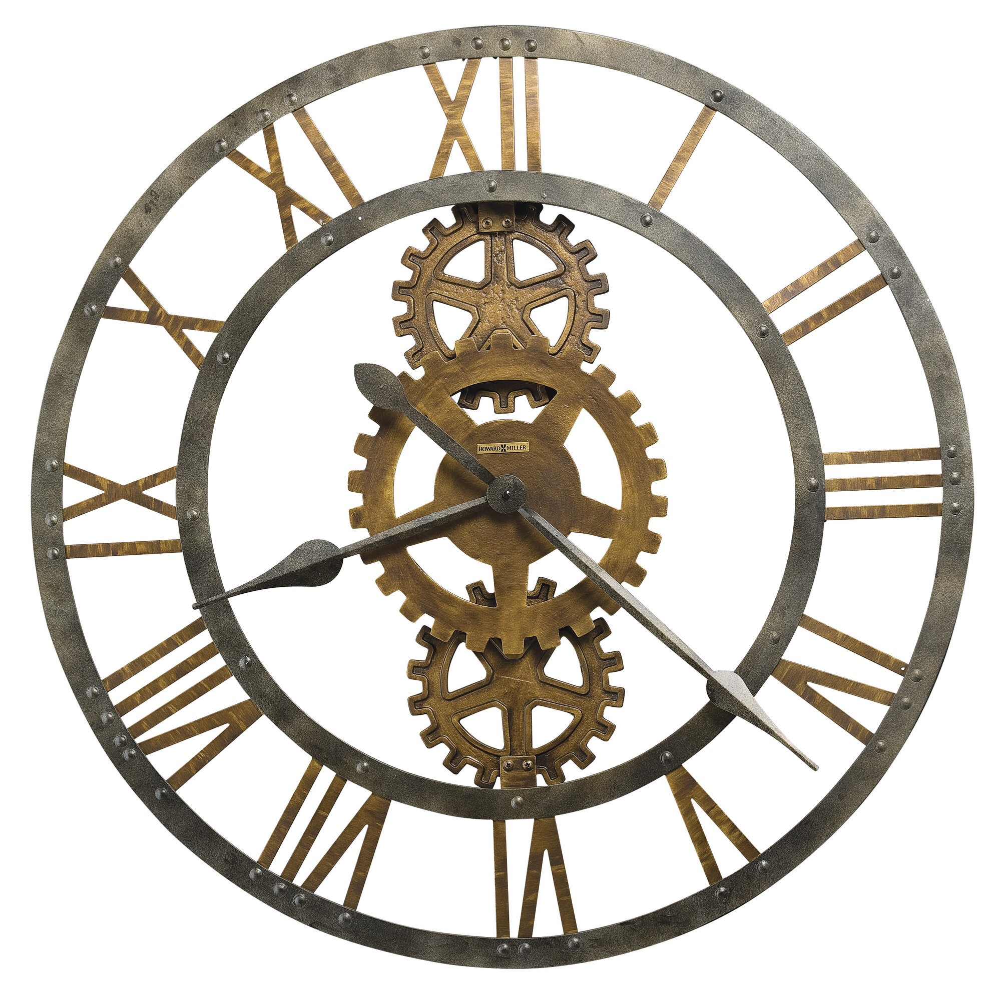 Large Wall Clocks Oversized Up To 60 Inches