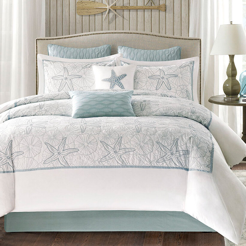 Ocean Themed Bedding Webnuggetz Com