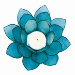 lotus votive