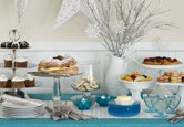 A Delectable Holiday Dessert Buffet