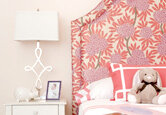 Decorate a Little Girl's Bedroom