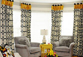 How to Decorate with Drapes