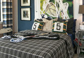 9 Boys' Bedroom Decorating Ideas