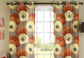 12 Pretty Floral Curtains & Drapes