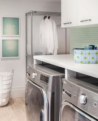 Clever Laundry Room Ideas Book Review Wayfair