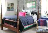 Playful Guest Bedroom Makeover