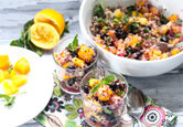 Quinoa Mixed Fruit Salad Recipe