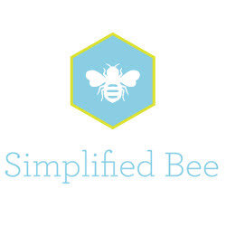 simplified bee