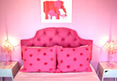 Get the Look: A Pink Girl's Bedroom