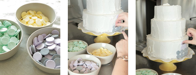 wedding cake how to