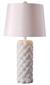 Shell 1 Light Table Lamp