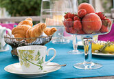 Bright Summer Tableware