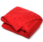 red blanket
