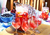 Healthy Summer Mocktail Bar