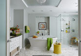Bathroom: Luxurious Updates