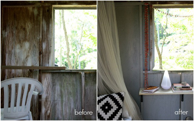 Modern Tree House Makeover Wayfair