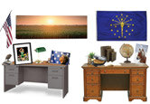 Get the Look of a Parks and Recreation Office