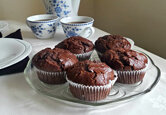 Fairtrade Chocolate Muffin Recipe