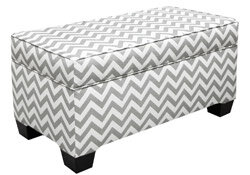 chevron bench
