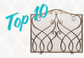 Top 10 Fireplace Screens