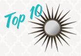 Top 10 Sunburst Mirrors