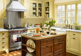 Kitchen: A Charming Cottage Style