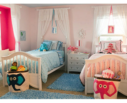 How to decorate a shared kids 39 bedroom book review wayfair - How to decorate kids bedroom ...