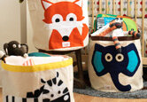 7 Kids' Bedroom Storage Ideas