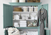 The Ultimate Linen Closet