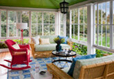 Decorate a Sunroom