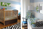 3 Ideas for Decorating a Boy Nursery