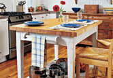 Build It or Buy It: Butcher-Block Island