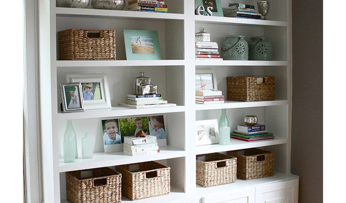 5 Living Room Organization Tips Wayfair
