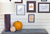 4 Easy Seasonal Decorating Swaps